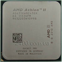 Процессор AMD Athlon II X4 631 2.6GHz/ 4MB (AD631XWNZ43GX) Socket FM1