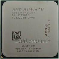 Процесор AMD Athlon II X4 631 2.6 GHz/ 4MB (AD631XWNZ43GX) Socket FM1