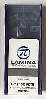 Твердосплавная пластина APKT 1003 PDTR LT30, Lamina