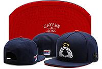 Кепка Cayler & Sons Snapback Navy