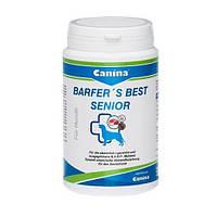Canina Barfers Best Senior витаминно-минеральный комплекс для пожилых собак при натуральном типе кормления, 180г