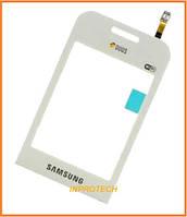 Сенсор (тачскрин) Samsung E2652 Champ Duos White Original