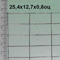 Сетка сварная 25х12х1,3