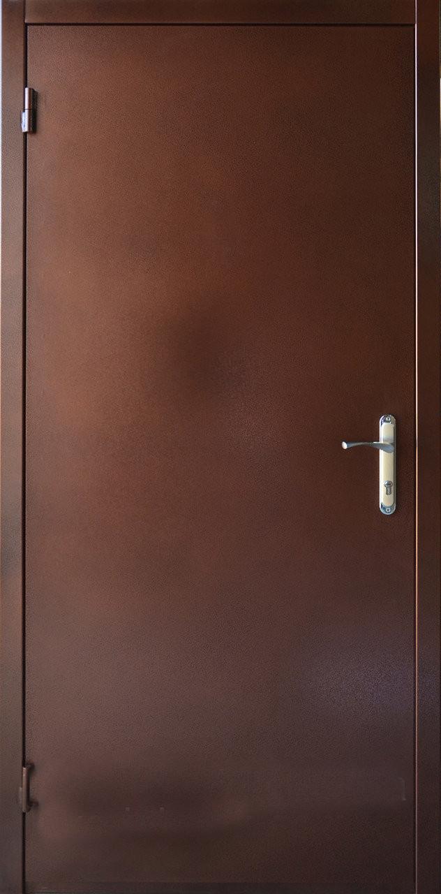 Двери входные металлические Тех дверь