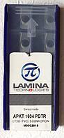 Твердосплавная пластина APKT 1604 PDTR LT30, Lamina