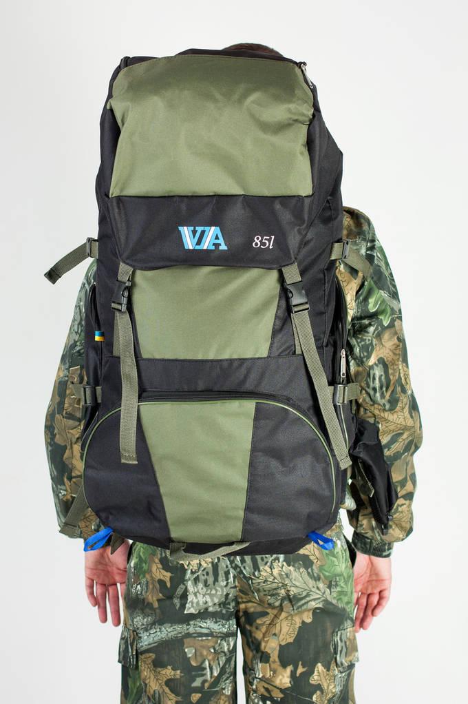 Туристический рюкзак 04VA зеленый