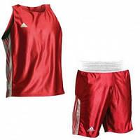 Боксерская форма ADIDAS Starpak (Красная)