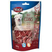 Лакомства для собак TRIXIE Premio Beef Coins с говядиной 100гр
