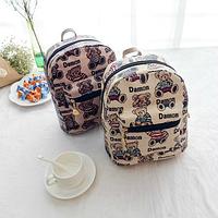 """Маленький женский рюкзак """"Мишка"""" , фото 1"""