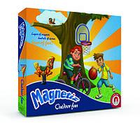 Настольная магнитная игра Magneti.На улице Магнетиз 3+ Израиль