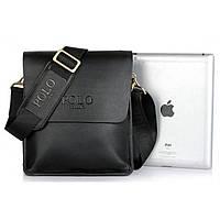 Практичная мужская сумка от известного бренда Polo Videng. Отличное качество. Стильный дизайн. Код: КДН1601