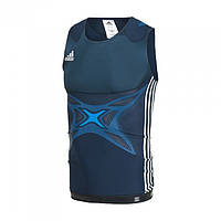 Майка для бокса ADIDAS aPower Box Tank (Синяя)