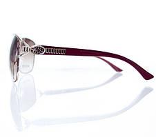 Оригинальные солнцезащитные очки-авиаторы для женщин, фото 3
