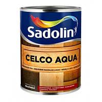 Лак для внутренних работ SADOLIN CELCO AQUA  (Садолин Селко Аква) 1л