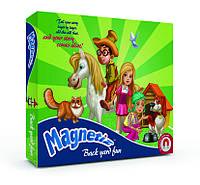 Настольная магнитная игра Magnetiz На заднем дворе Магнетиз 3+ Израиль