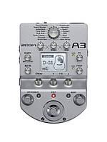 Zoom A3 процессор для акустической гитары