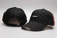 Кепка Supreme Peaked Cap Black