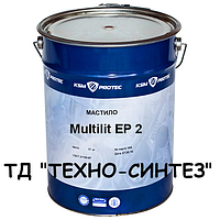 Смазка MULTILIT EP 2 (17кг)