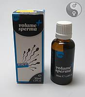 Продукт для мужчин Hot Volume+Sperma Men, 30 мл