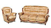 Комплект мягкой мебели Джове 3+1+1. Ткань