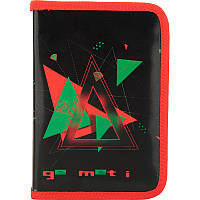 K17-621-6  Пенал Geometric
