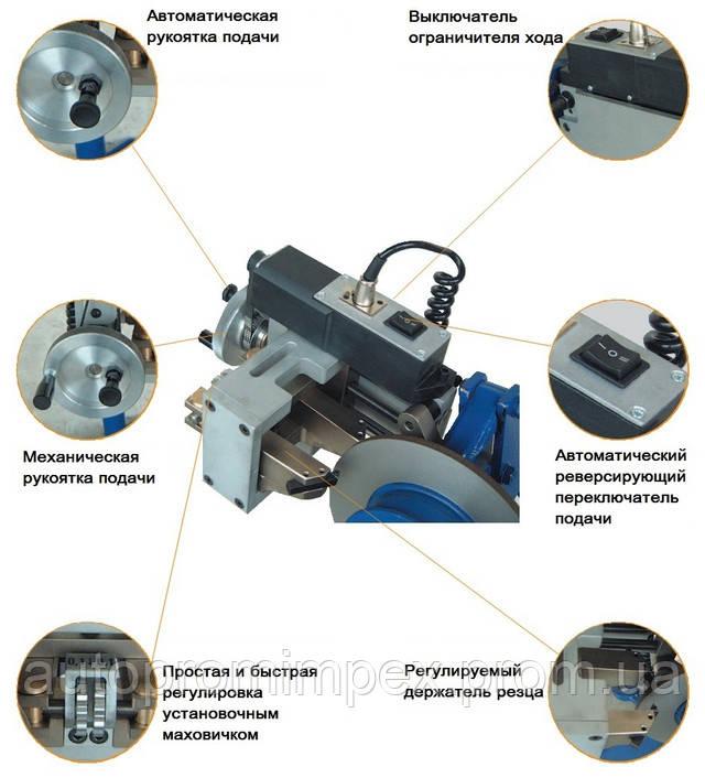 технические особенности станка для проточки дисков TD 302