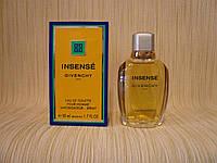Givenchy - Insense (1993) - Туалетная вода 50 мл - Старый дизайн, старая формула аромата 1993 года