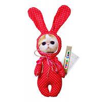 Мягкая игрушка сплюшка Экзот на пижамной вечеринке