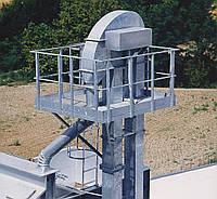 НОРИЯ Н-30, конвейер (транспортер) ковшевой, вертикальный