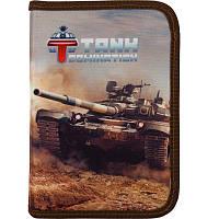 TD17-621 Пенал Tanks Domination