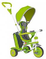 Детский велосипед Spin зелёный, Y Strolly