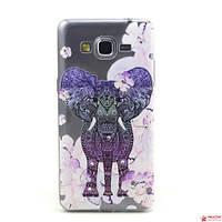 Чехол Накладка Для Samsung Galaxy Grand Prime  G530/G531