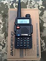 Портативная радиостанция BAOFENG UV-5R, оригинал, гарантия