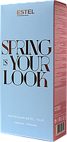 Набор (шампунь+бальзам)  Estel Spring is your look