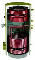 Бойлер косвенного нагрева с 2 т/о, ВТ-11-850, 850 л