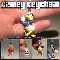 "Мини-брелки Disney - ""Disney Keychain"" - 1 шт. + подарочная упаковка, фото 1"