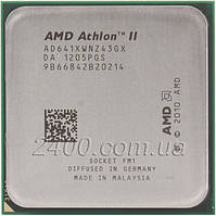 Процессор AMD Athlon II X4 641 2.8GHz/ 4MB (AD641XWNZ43GX) Socket FM1