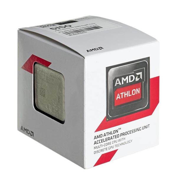 Процессор AMD Athlon X4 5150 1.6GHz (AD5150JAHMBOX)