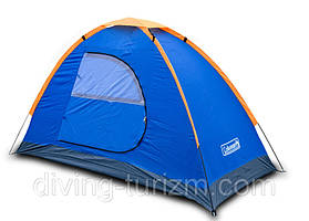 Палатка одноместная Coleman 3004 (Польша). Распродажа! Оптом и в розницу