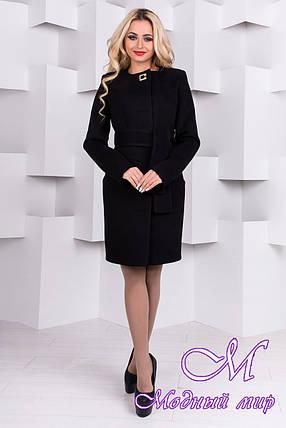 Женское осеннее пальто арт. Луара лайт 2824, фото 2