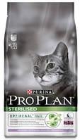 Pro Plan Sterilised 10 кг с лососем для кастрированных котов