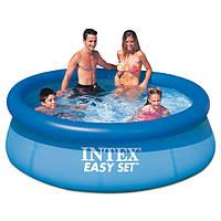 Надувной бассейн Intex 28120 (56920). Семейный Easy Set 305 х 76 см