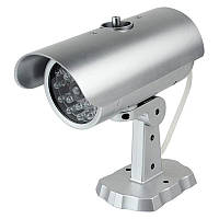 Муляж камеры видеонаблюдения Mock Security Camera ZL 2011 - камера обманка со светодиодом !, Акция