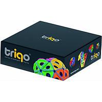 Набор конструктор Triqo Микс Старт 100 на 100 деталей в контейнере