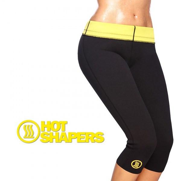 Шорты для похудения HOT SHAPER PANTS (YOGA PANTS), бриджи для похудения, антицеллюлитные брюки для похудения - Интернет магазин 24Argo в Днепре