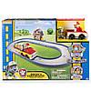 Игровой набор трек Щенячий патруль спасатель Рокки на ферме / Paw Patrol Rocky Rescue track Spin Master
