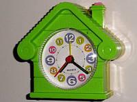 Годинник будильникм домик 8015ZH