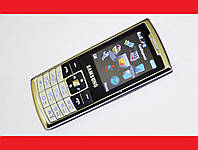 """Телефон Samsung S310 - 2 sim - 2,2"""" - Fm - Bt - Camera  - стильный дизайн, фото 1"""