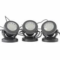 Светодиодный светильник для пруда Pontec PondoStar Led Set 3