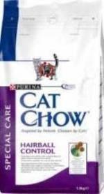 Cat Chow Hairball 15 кг против образования волосяных шариков, фото 2